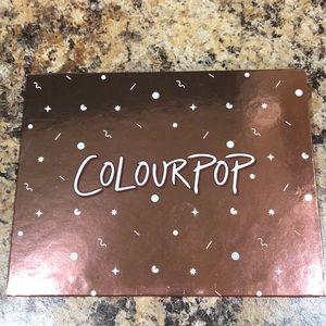 Colourpop- I Think I Love You palette